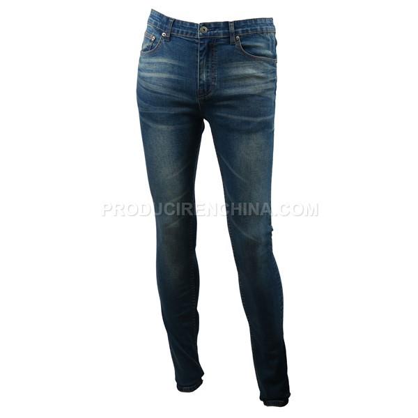 Pantalón de hombre, slim fit, pantalón moderno