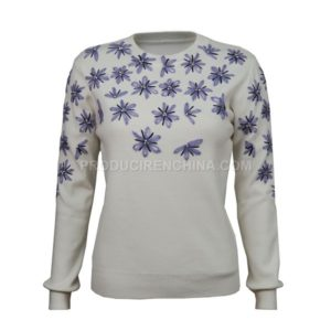 Sweater Made in China by CTS, customized products that can fit your brand's standard