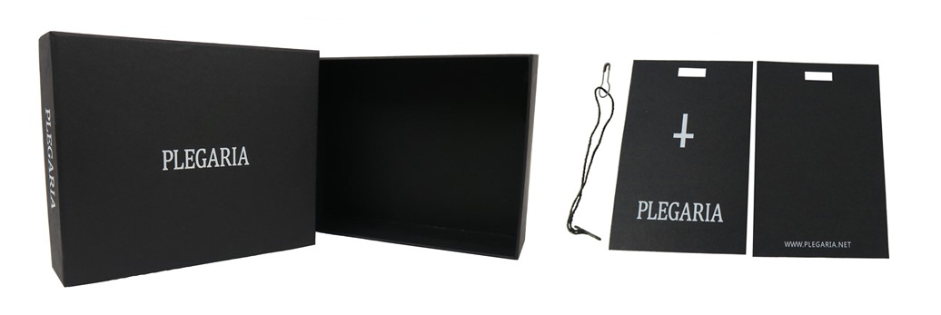 Accessories used in PU wallet manufacturing in China.
