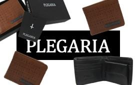 Fabricación de billeteras para la marca PLEGARIA.